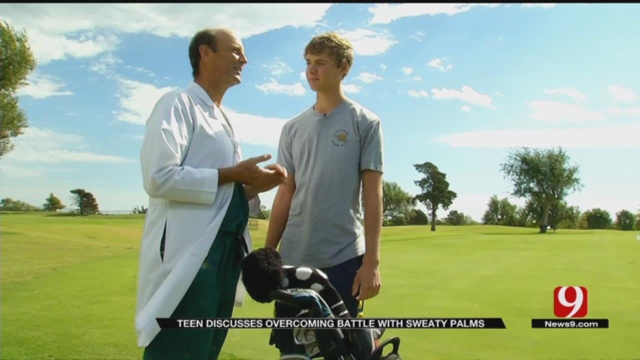 Unique Surgery Helps Kingfisher Teen