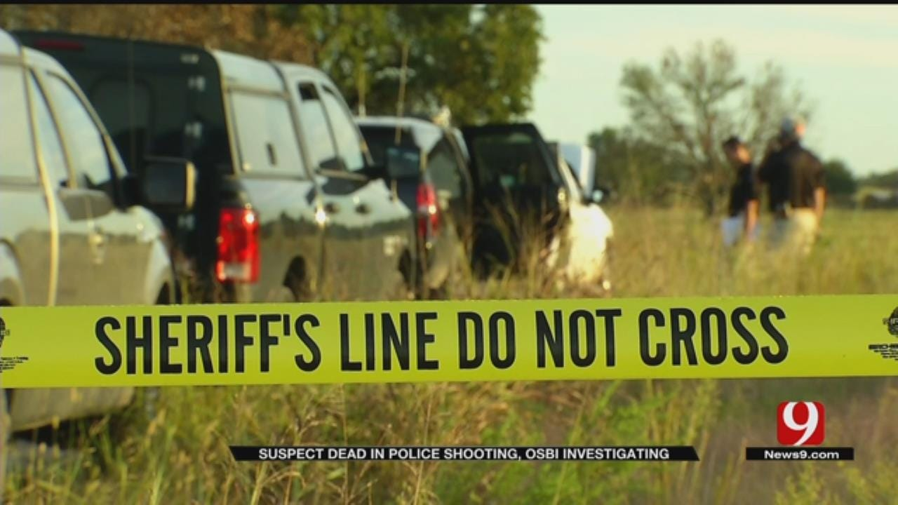 OSBI: One Dead After Officer-Involved Shooting In Hughes County