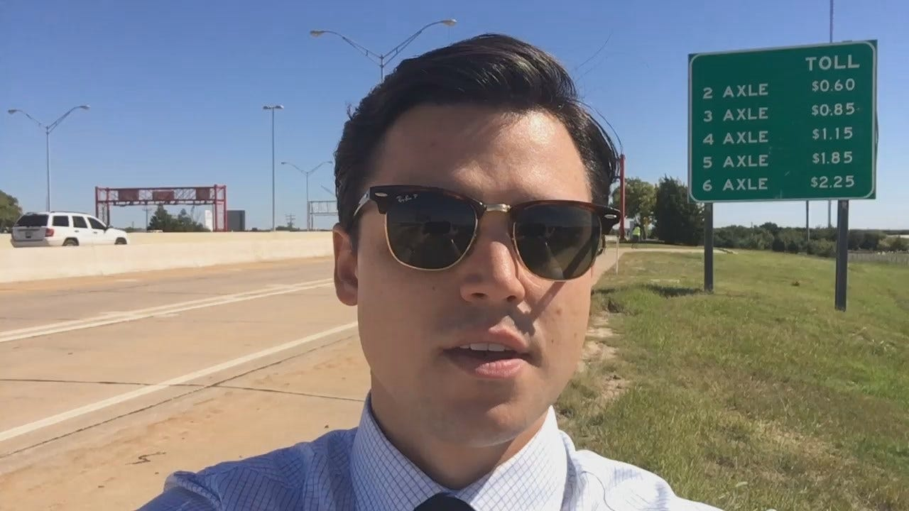 WEB EXTRA: Oklahoma Turnpike Authority Votes To Raise Tolls By 17 Percent