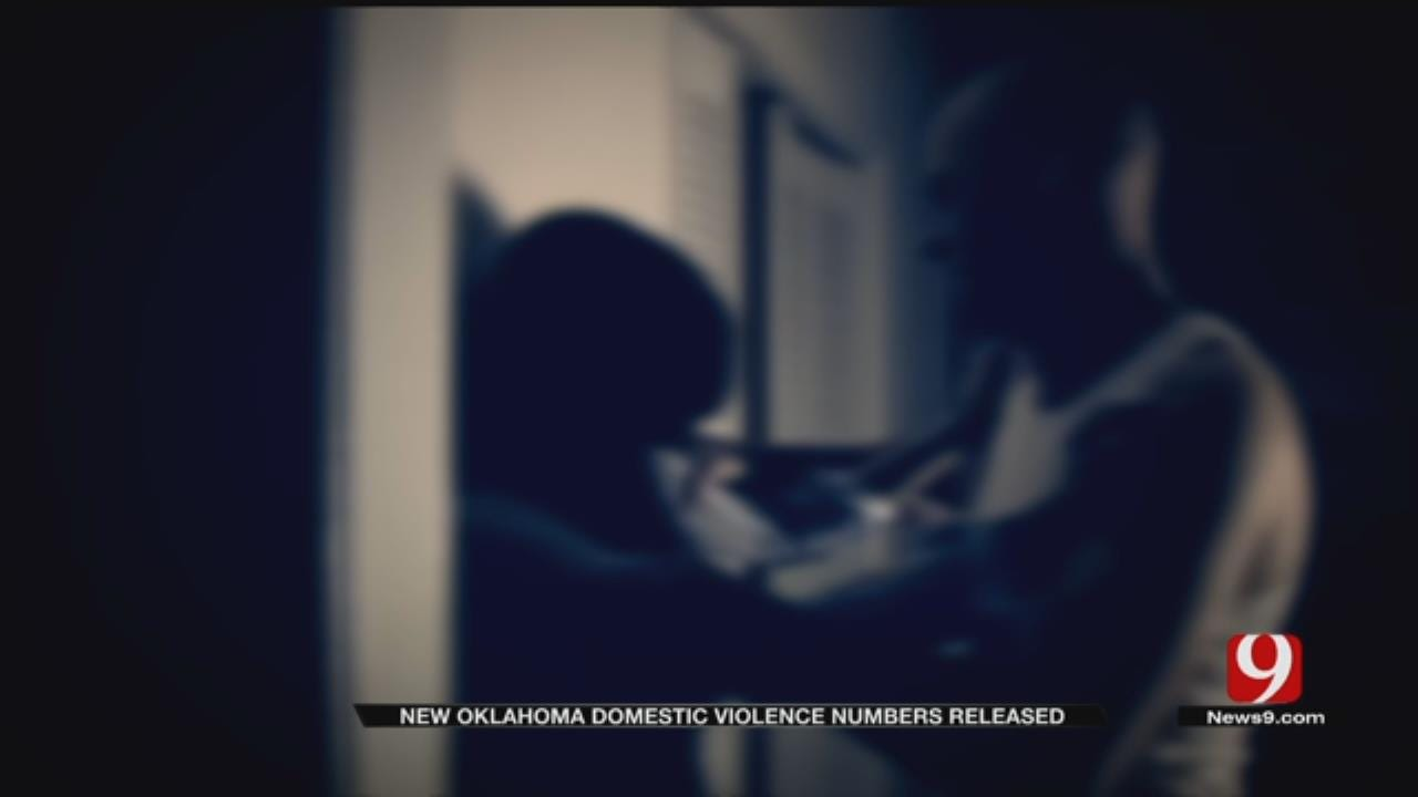 Oklahoma Ranks Near The Top For Domestic Violence
