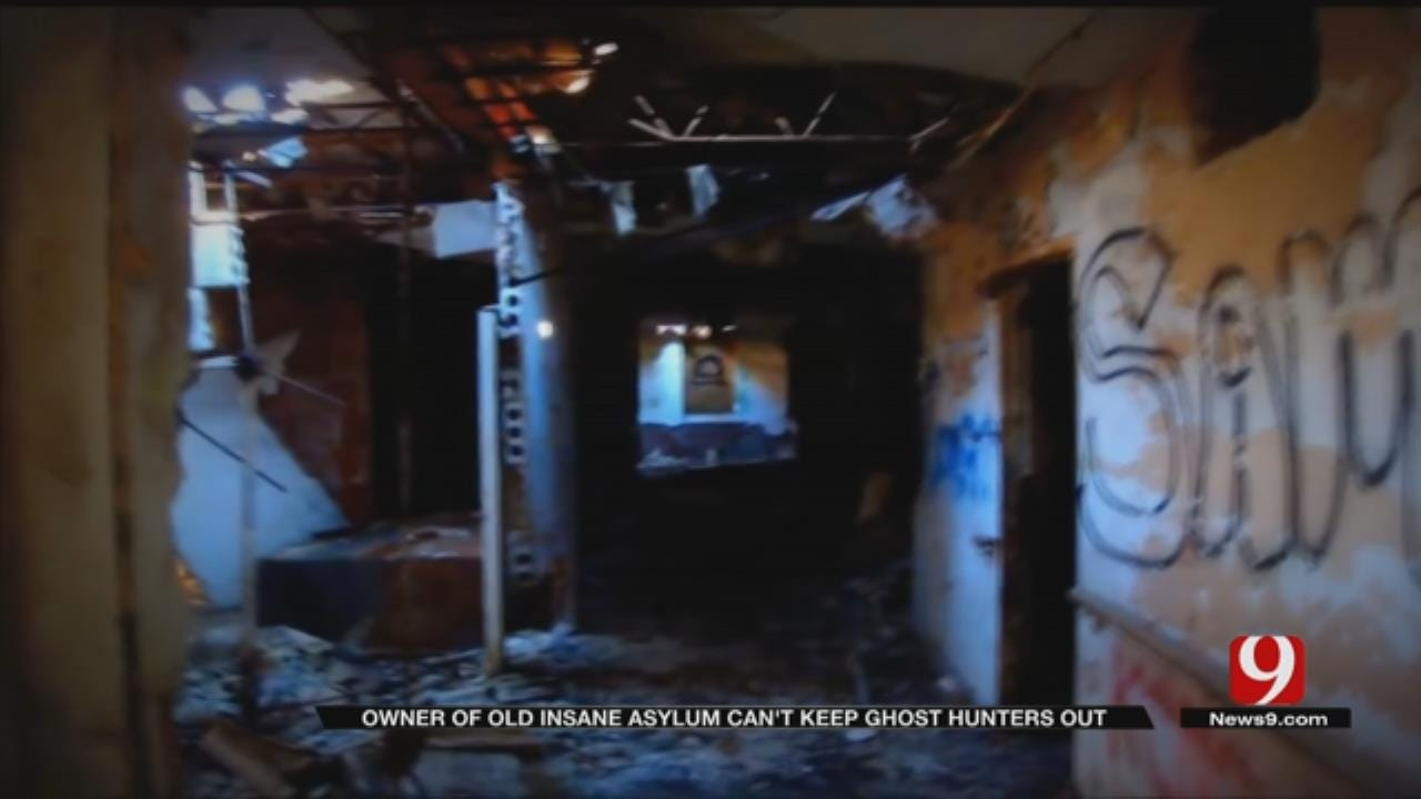 'Ghost Hunters' Cause Headaches For Owner Of Former OKC Insane Asylum