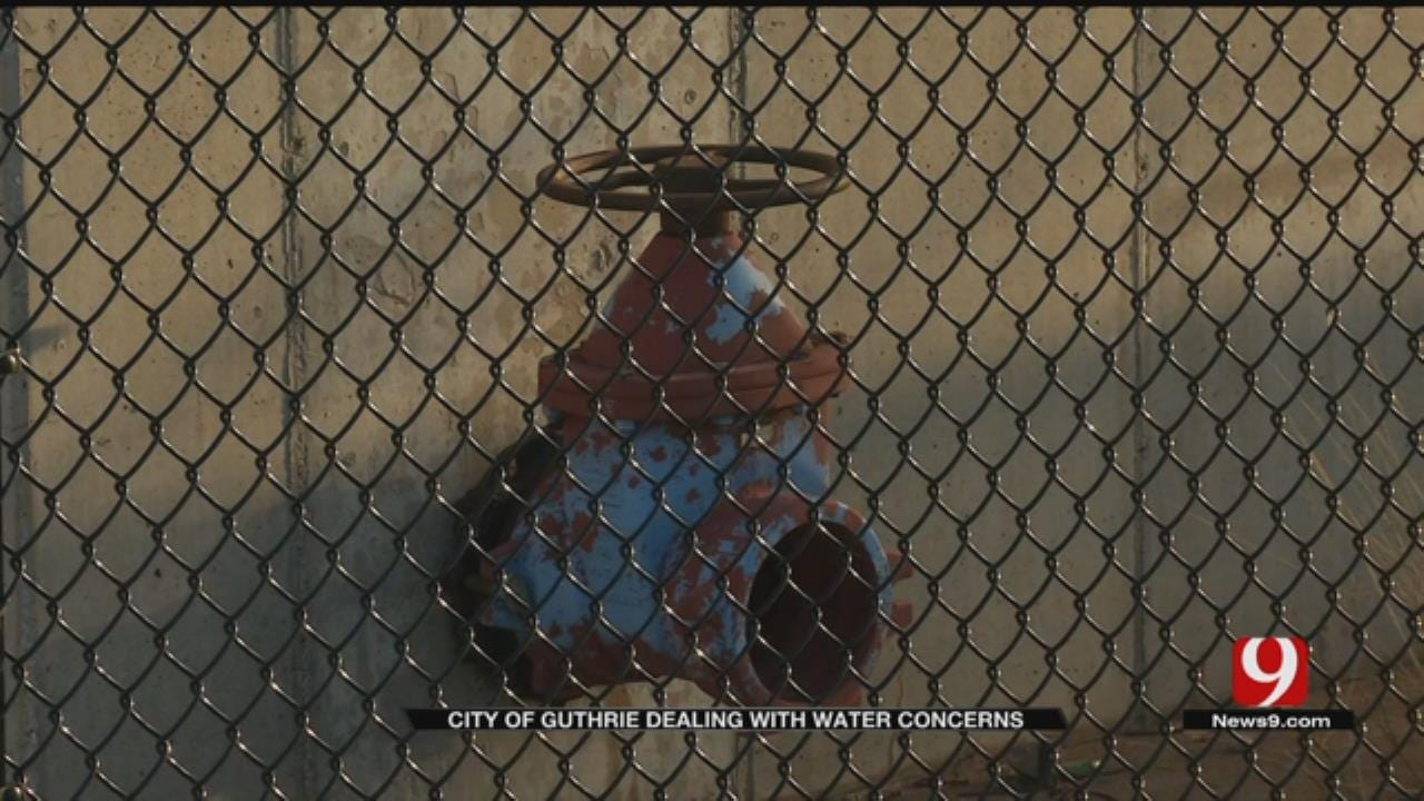 People Getting Sick, City Of Guthrie Dealing With Water Concerns