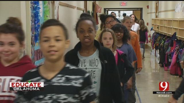 Educate Oklahoma: Per Pupil Spending
