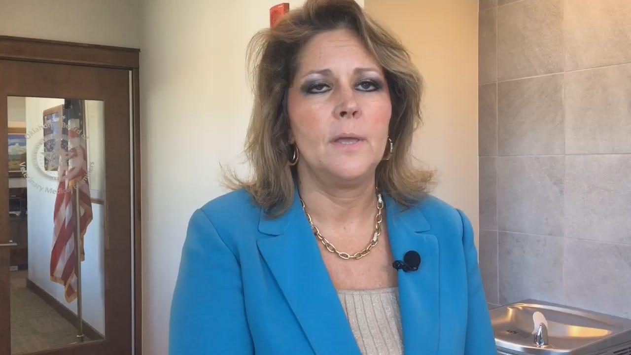 Executive Director Of Oklahoma Board Of Dentistry Explains Suspension Of Bert Franklin