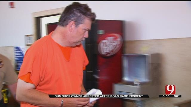 Gun Shop Owner Arrested After Road Rage Incident