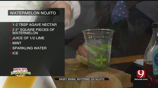 Watermelon Nojito