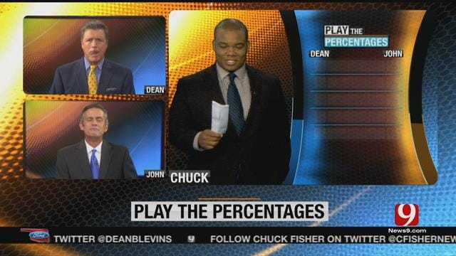 Play The Percentages: August 15