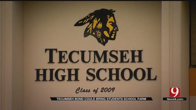 $12.3 Million Bond Proposed For Tecumseh Schools