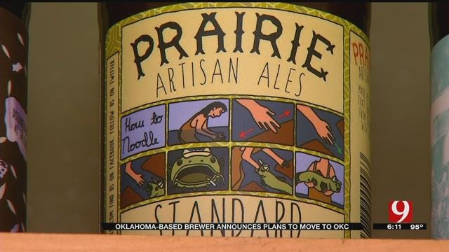 Prairie Beer Tap Room Coming To Downtown OKC