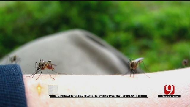 State Health Department Provides Free Testing For Possible Zika Transmission
