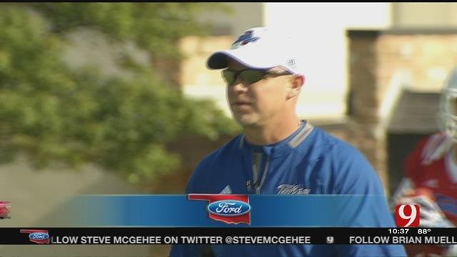 TU Football: Montgomery, Lucas Looking For Consistency
