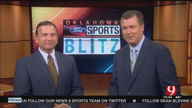 Matt Pinto Joins The Blitz To Talk Westbrook, Durant