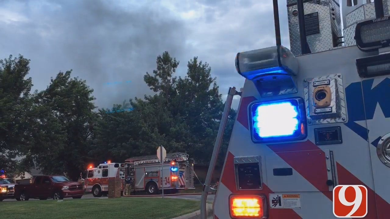 WEB EXTRA: Reporter Tiffany Liou Updates On NW OKC House Fire