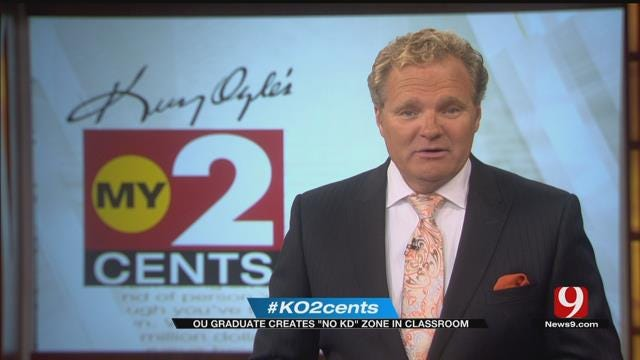 My 2 Cents: OU Grad Talks About His 'No KD' Zone In Classroom