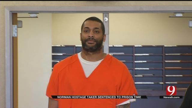 Norman Hostage-Taker Devin Rogers Sentenced