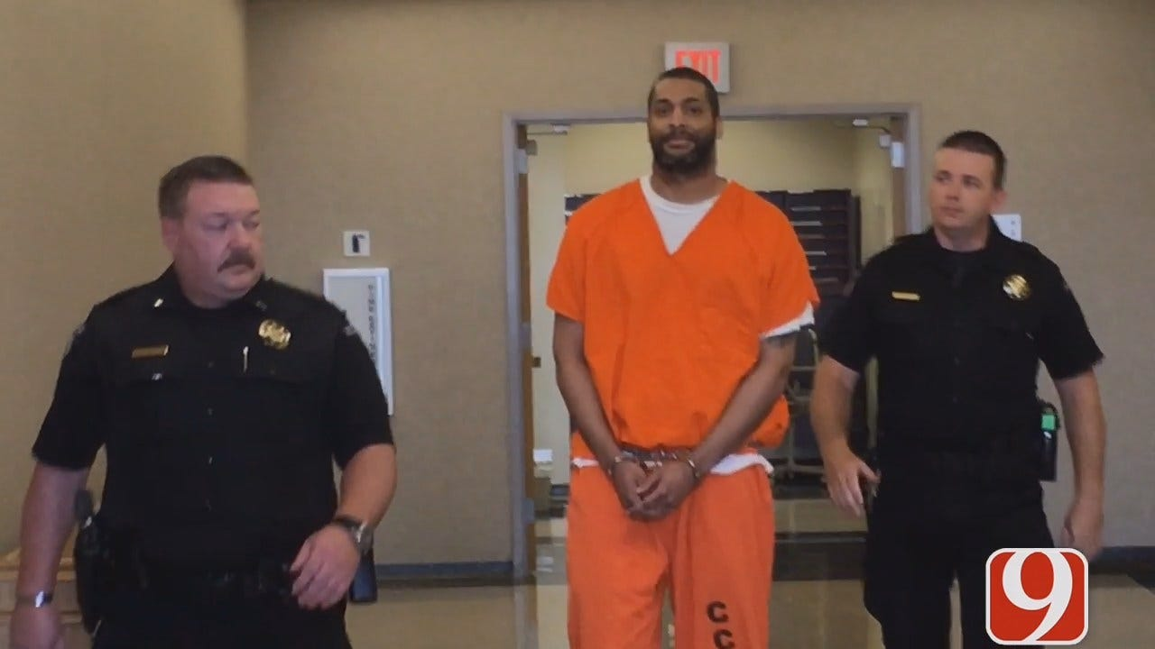 WEB EXTRA: Devin Rogers Sentenced To Over 26 Years In Prison