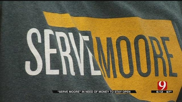 'ServeMoore' In Need Of Money To Stay Open