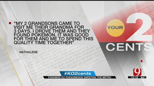 Your 2 Cents: 'Pokemon Go' Phenomenon Sweeps The Metro