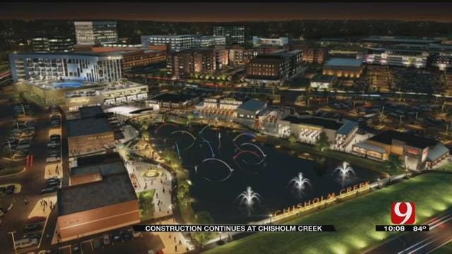 NW OKC Development Chisholm Creek Continues To Grow