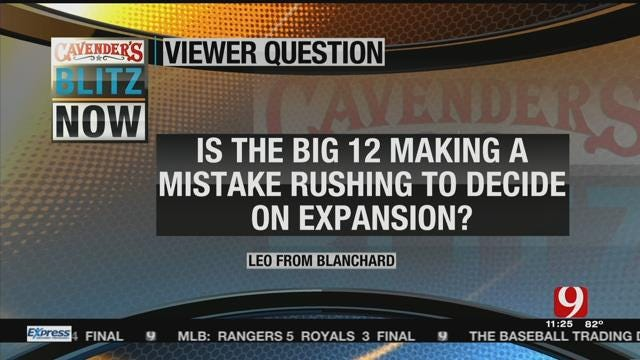 This Week's Viewer Question