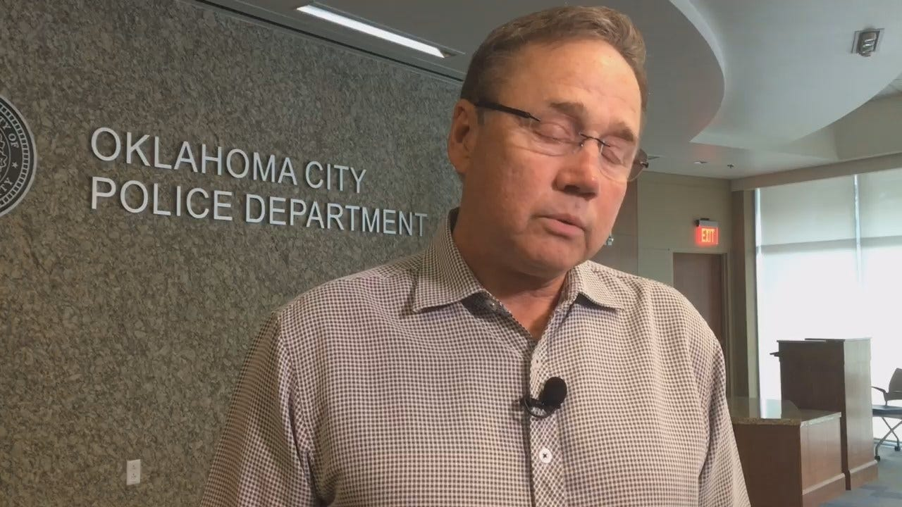 WEB EXTRA: Oklahoma City Police Chief Talks About The Loss Of Judge Don Deason