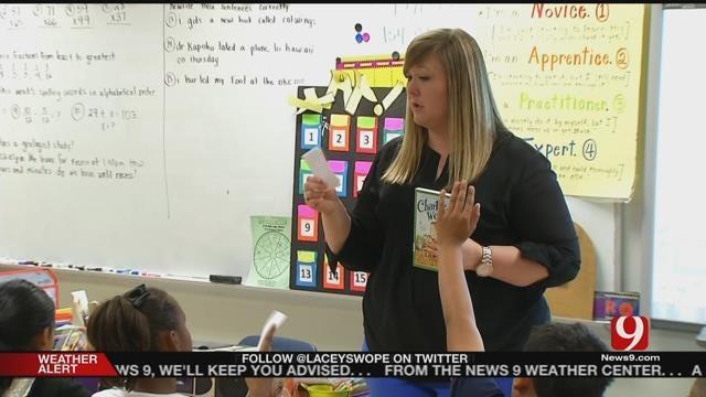 Teachers, Lawmakers Discuss Budget Surplus