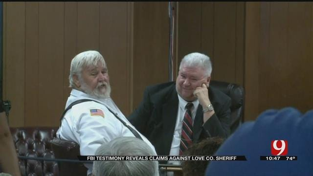 FBI Testimony Reveals Claims Against Love Co. Sheriff