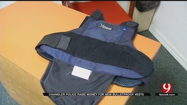 Chandler Police Receives Community Support For New Bulletproof Vests