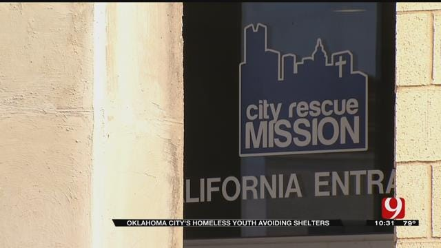 City Rescue Mission Offers Shelter For Homeless Youth