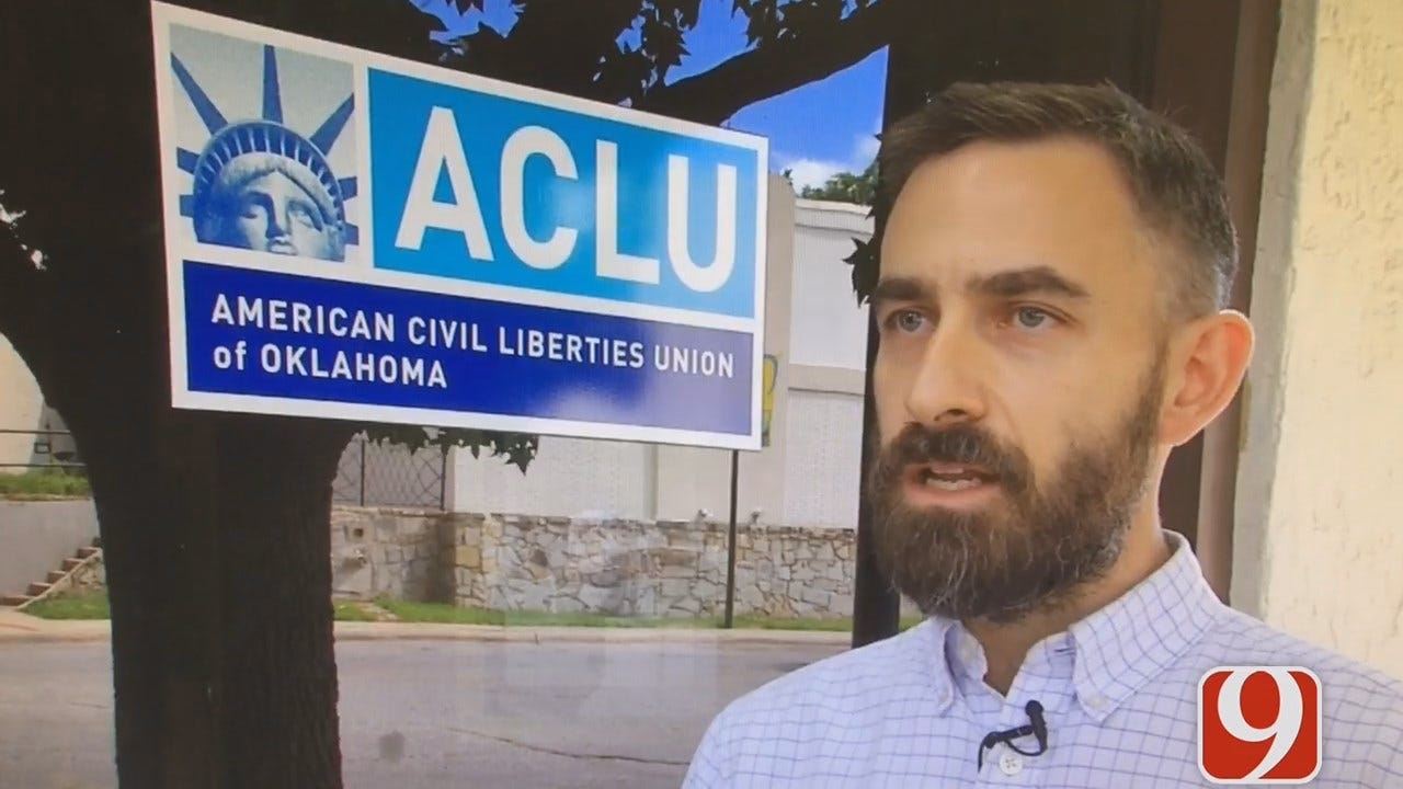 ACLU: More Guns Not Answer For OCPD