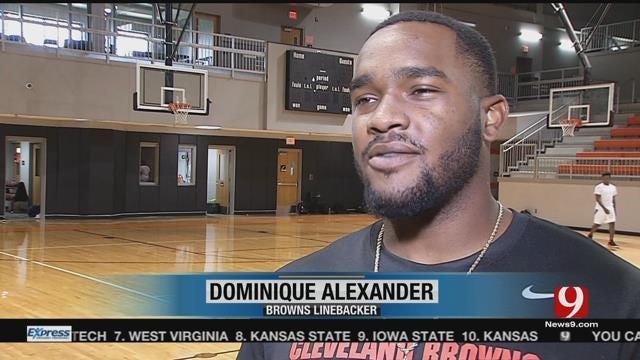 Dom Alexander Ready For NFL Challenge