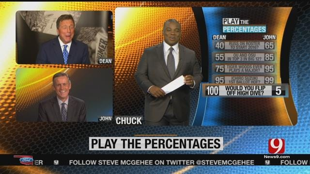 Dean And John Play The Percentages