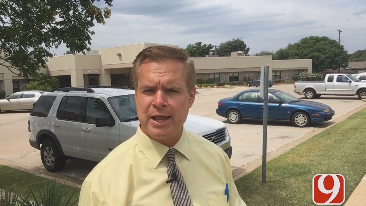 WEB EXTRA: Aaron Brilbeck Updates On Future Of Norman Specialty Hospital