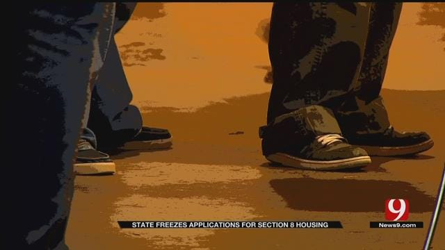 State Freezes Applications For Section 8 Housing