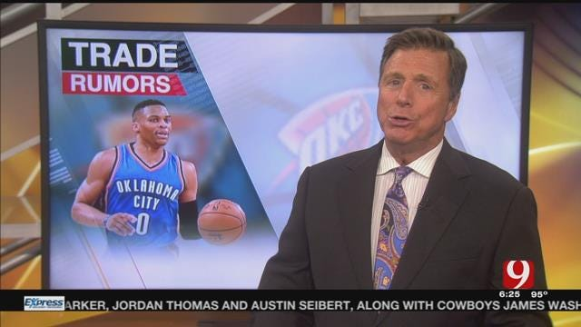 Russell Westbrook Trade Rumors Continue
