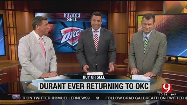 Kevin Durant Gone, What Next For OKC?