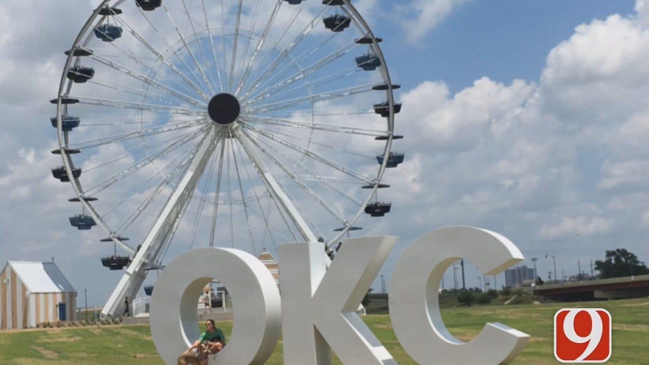 WEB EXTRA: Dana Hertneky Updates On OKC's Newest Attraction