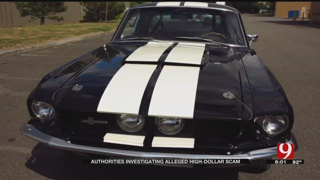 Authorities Investigating Alleged High-Dollar Car Scam In Oklahoma Co.