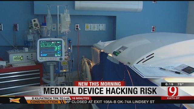 Experts Warn Of Criminals Hacking Medical Implant Devices