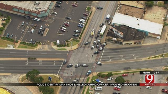 OKC Bus Driver Describes Moments Before Deadly Officer-Involved Shooting