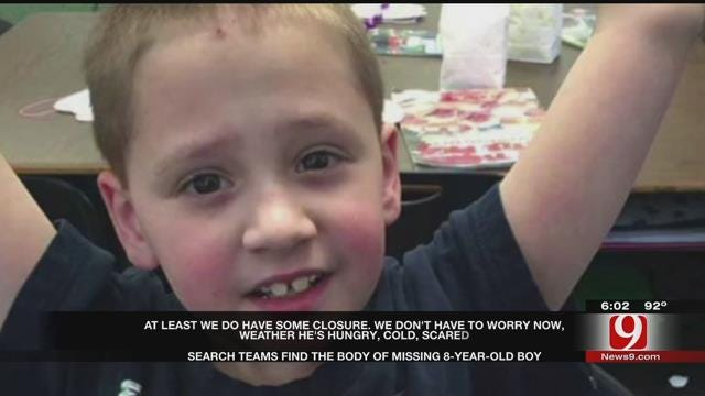 Duncan PD: Search For Missing 8-Year-Old Called Off After Body Discovered