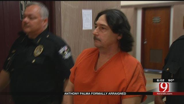 Anthony Palma Formally Arraigned, Death Penalty Not On The Table