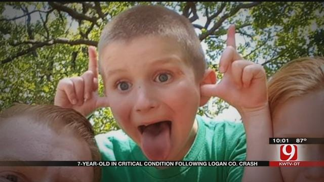 7-Year-Old, Grandmother In Critical Condition Following Fatal Logan Co. Crash