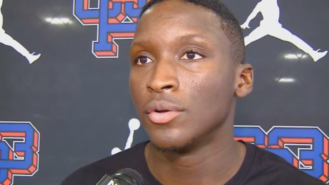 Newest Thunder Addition Victor Oladipo Excited About Coming to OKC
