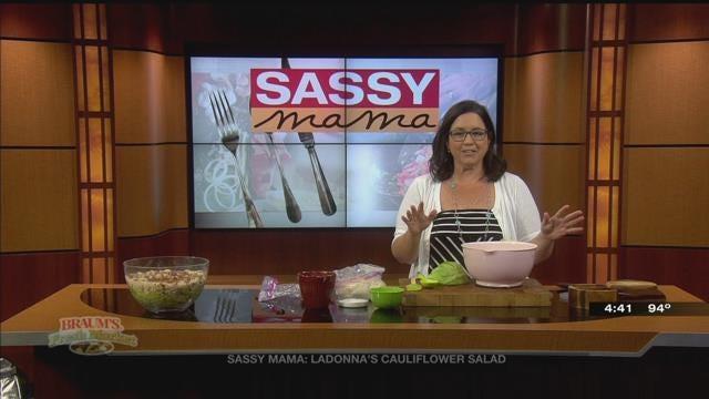 Sassy Mama: Ladonna's Cauliflower Salad