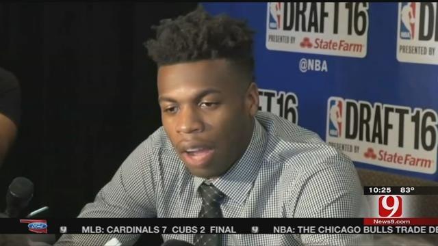 Buddy Hield Prepares For NBA Draft