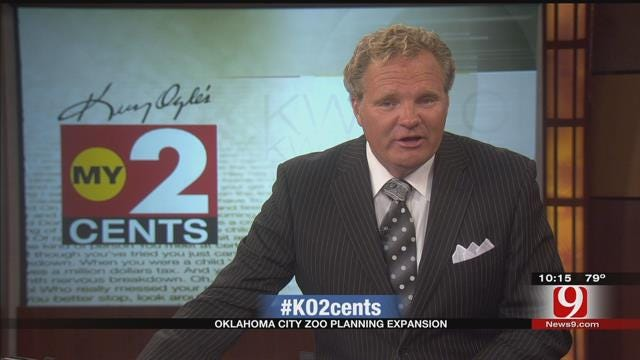 My 2 Cents: OKC Zoo's Plans For Expansion