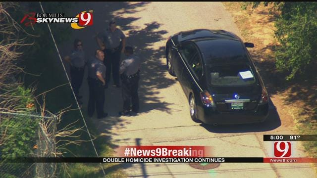 Two Dead After Shooting In NE OKC