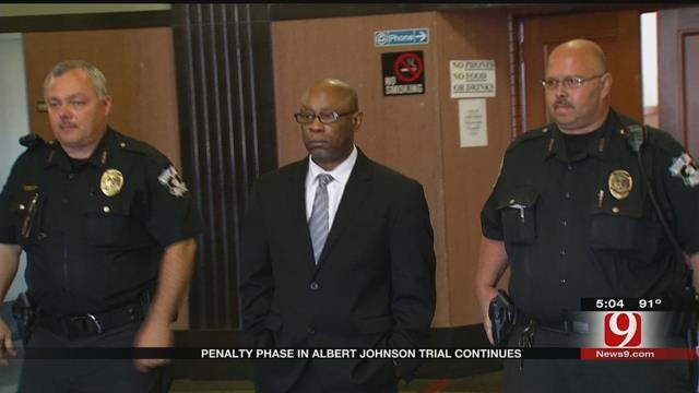 Death Penalty Phase Resumes In Albert Johnson Murder Trial