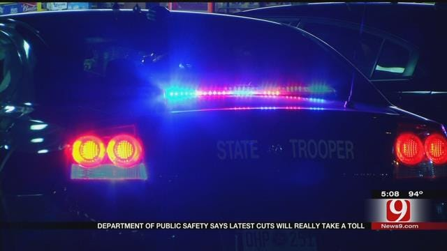 Oklahoma DPS Says Latest Cuts Will Really Take A Toll
